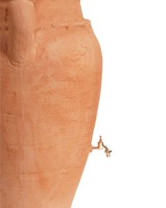 Емкость декоративная (Antique amfora, 250 Л, коричневая)