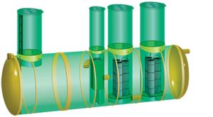 Комплексная система очистки стоков
